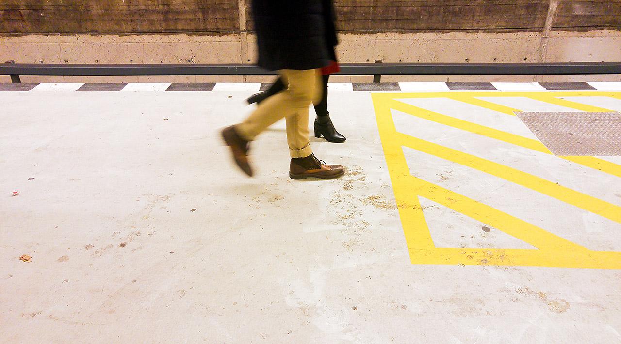 Subway 02 | Mio Schweiger Fotografie