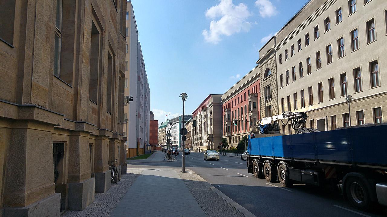 Behrenstraße | © Mio Schweiger Fotografie