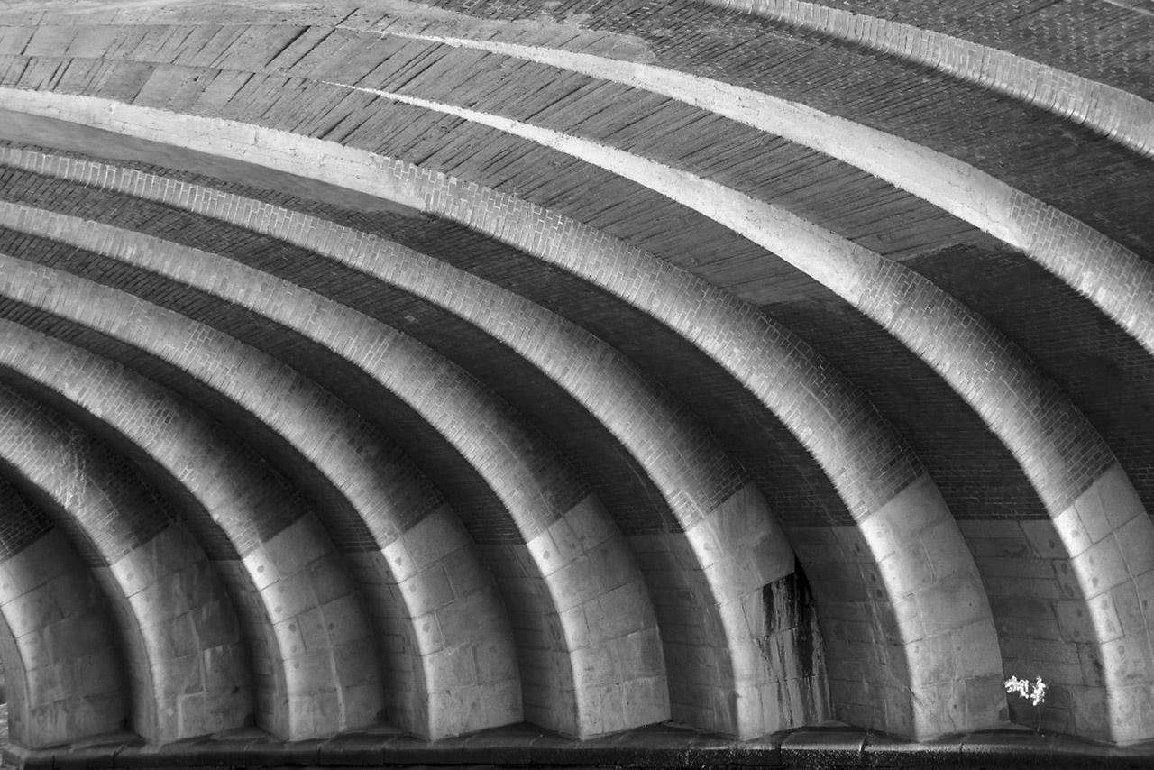 Bahnbrücke Hackescher Markt | © Mio Schweiger Fotografie