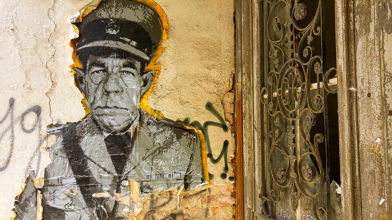 StreetArt Berlin   © Mio Schweiger Fotografie