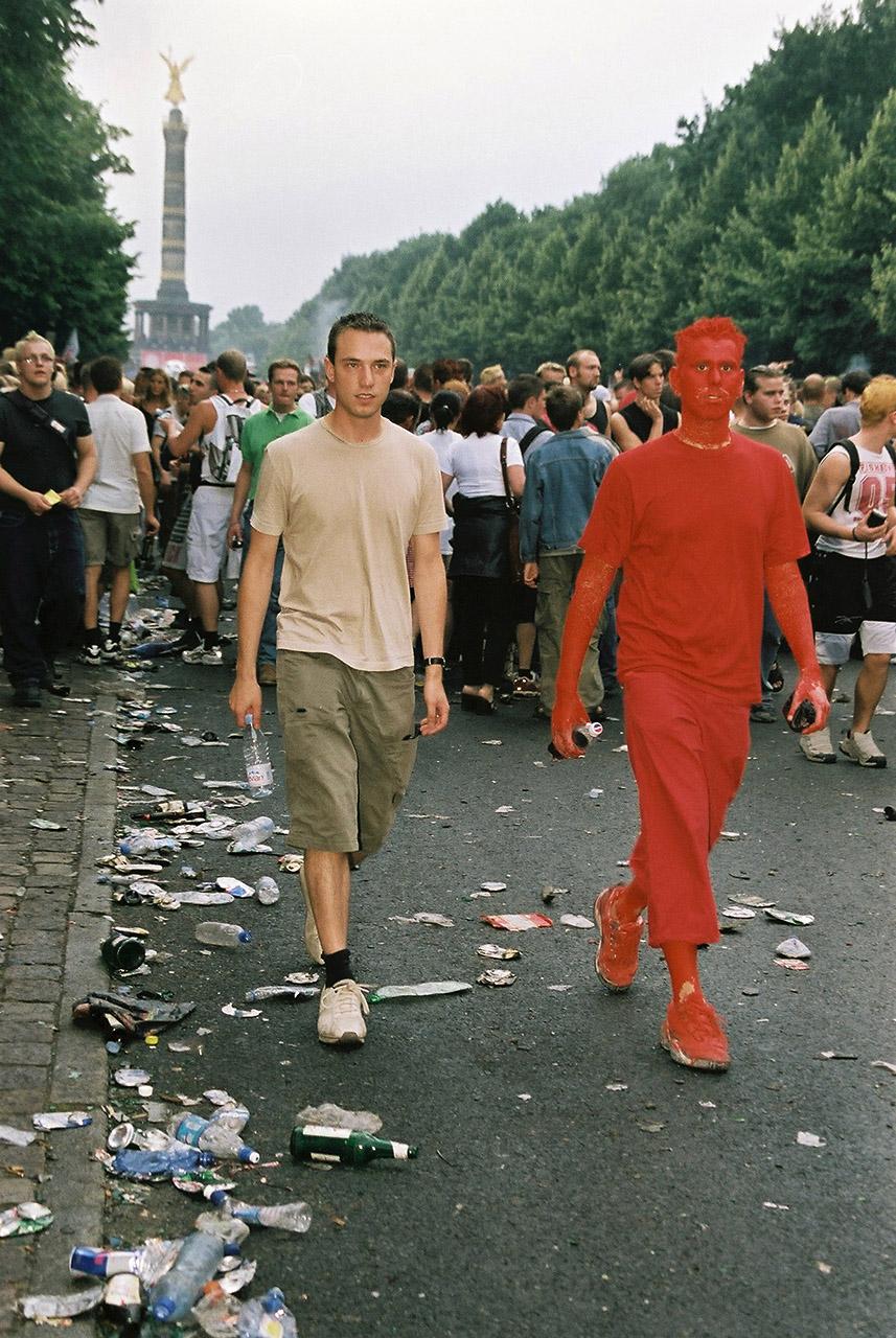 Love Parade Berlin 2002 | © Mio Schweiger Fotografie