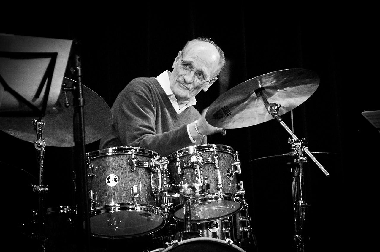 Jerry Granelli | Drums © Mio Schweiger Fotografie
