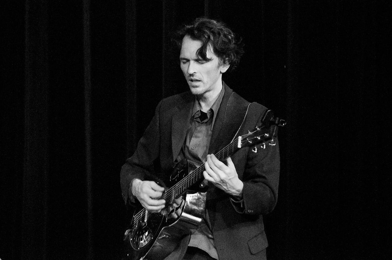 Christian Kögel | Guitar © Mio Schweiger Fotografie