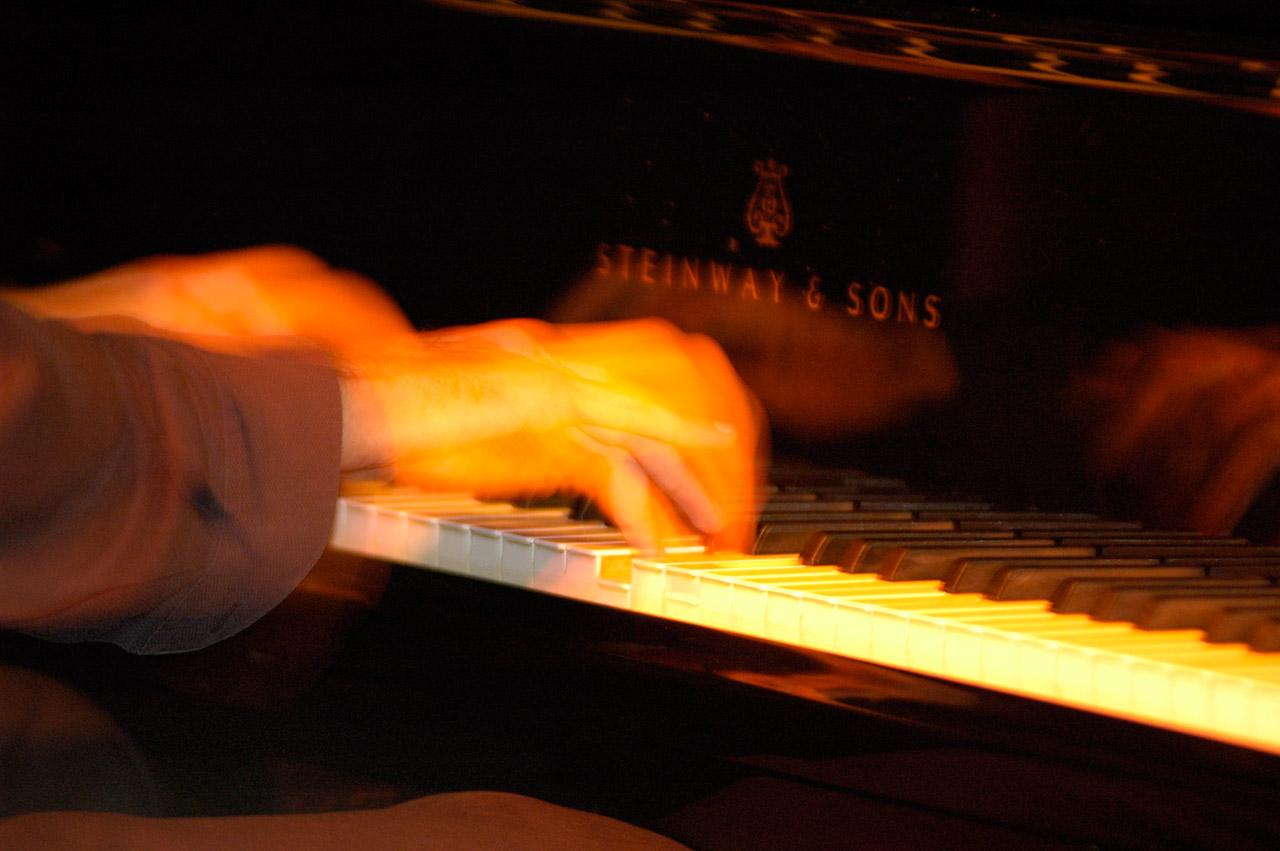 Lionel Haas | Piano © Mio Schweiger Fotografie